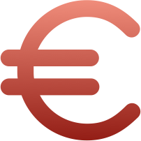Icon EUR symbol