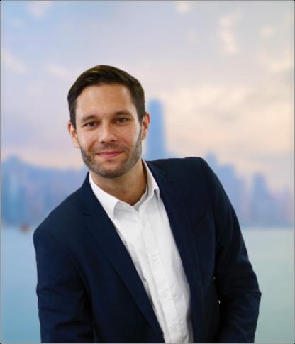 Portrait Stefan Morgenweck, CTO