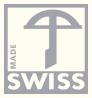 Swiss label logo