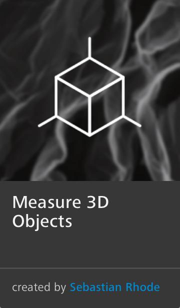 APEER Image Processing Module Measure 3D