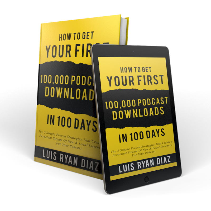 100,000 podcast downloads in 100 days pdf
