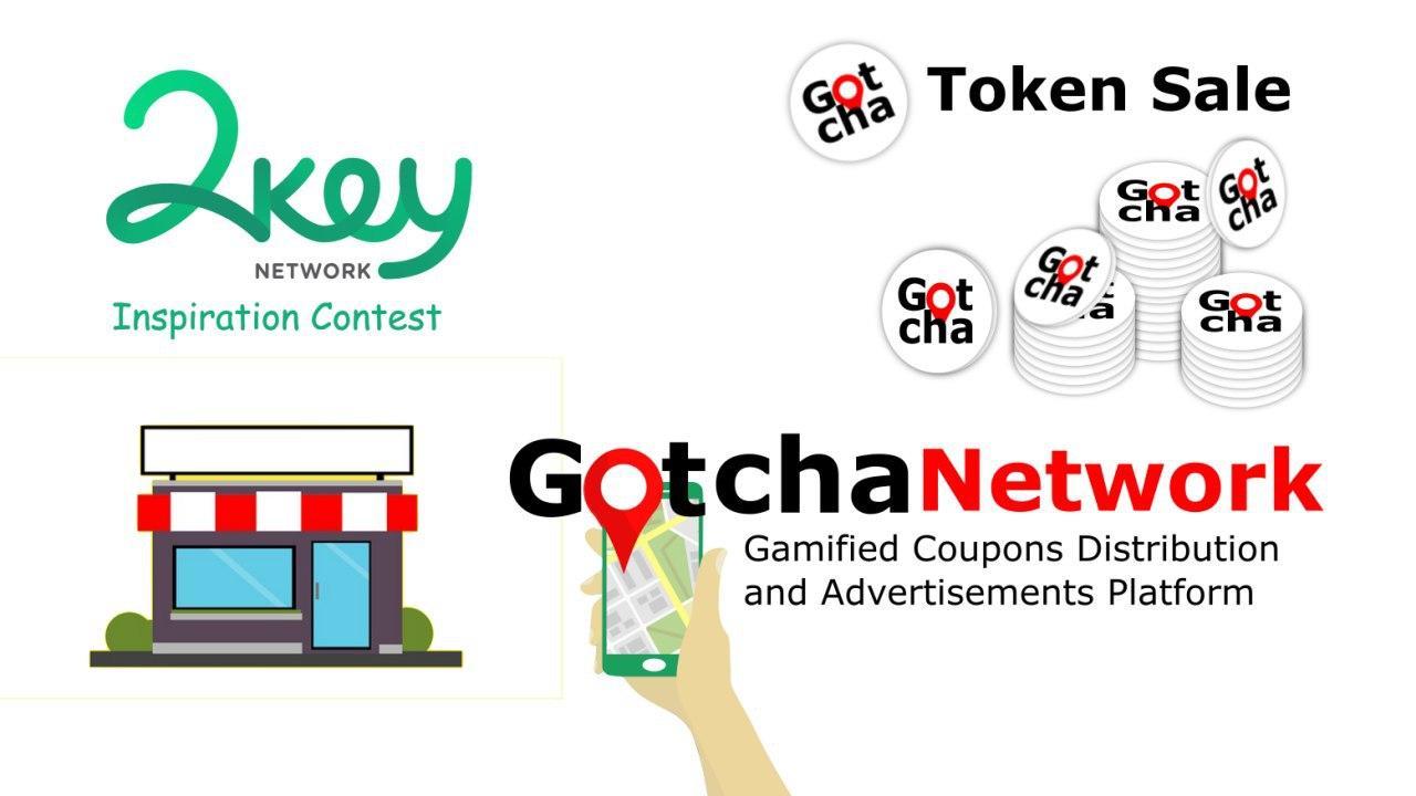 2key Token Sale SmartLink - Gotcha