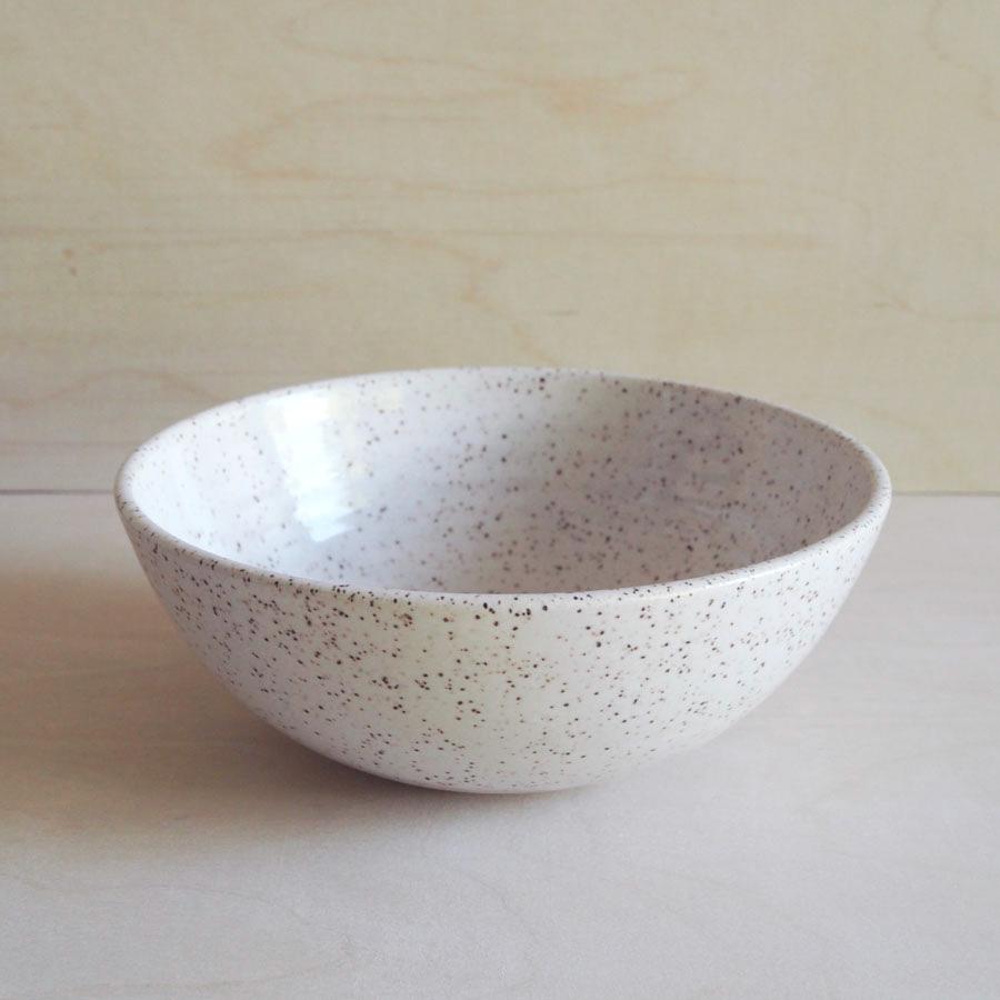 Breakfast Bowl in Eggshell