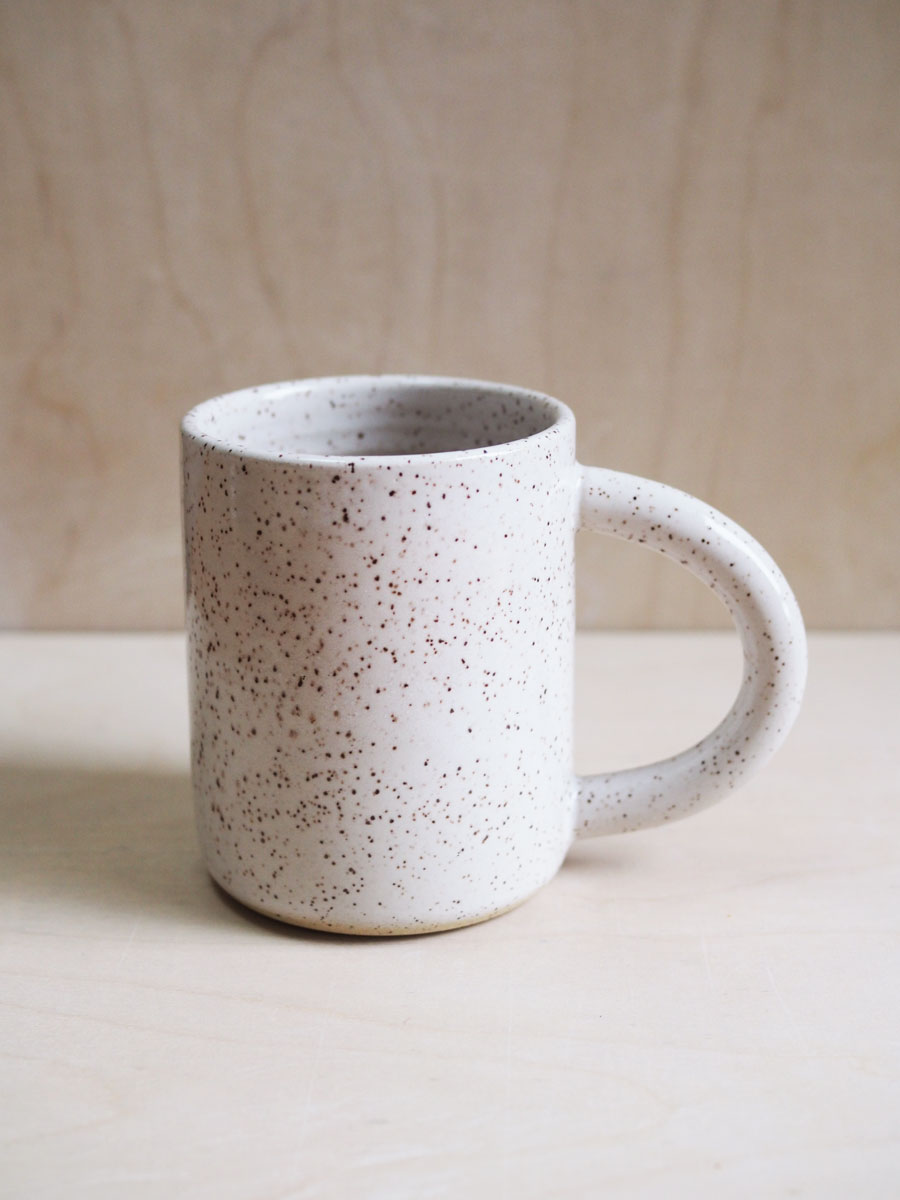 Big Mug in Eggshell
