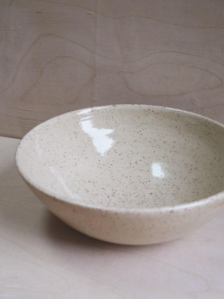 Dinner Bowl in Cinnamon