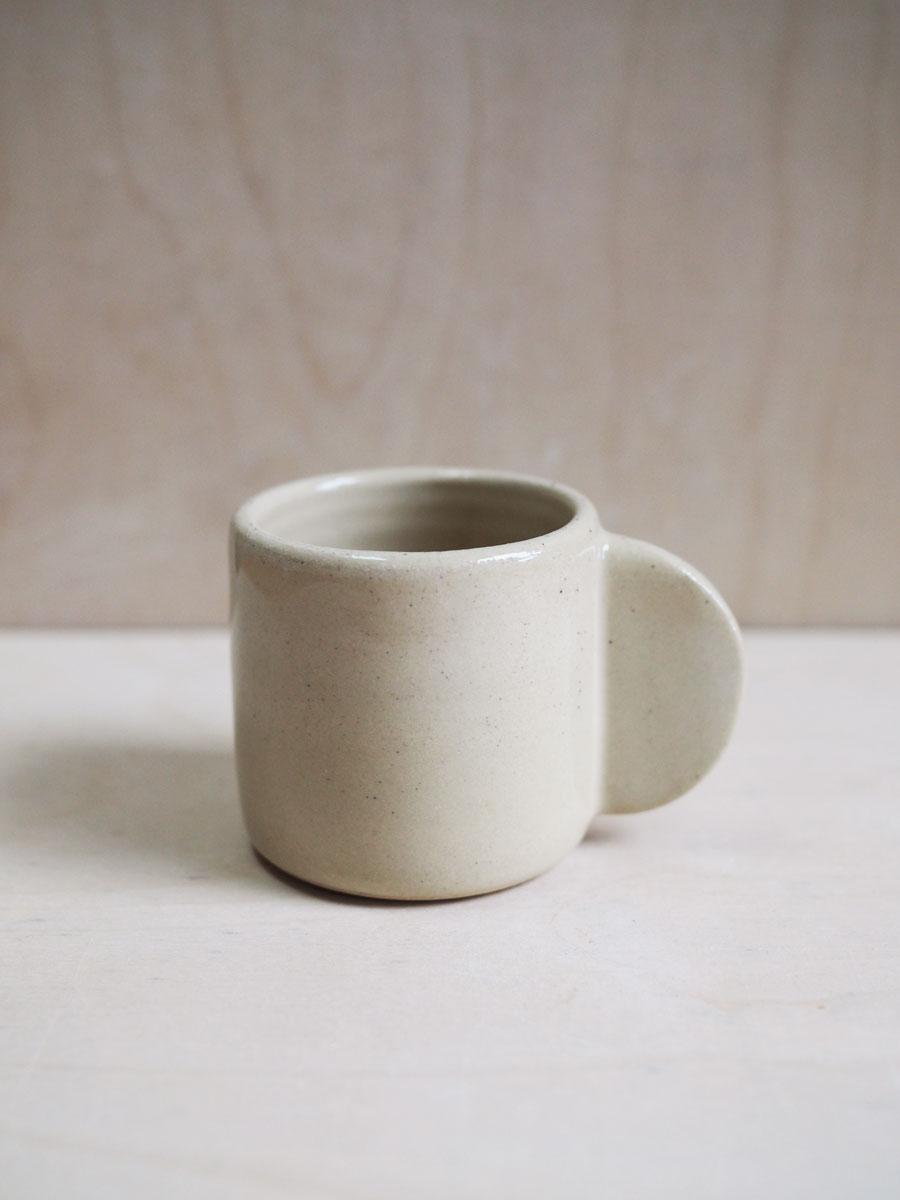 Espresso Cup in Natural