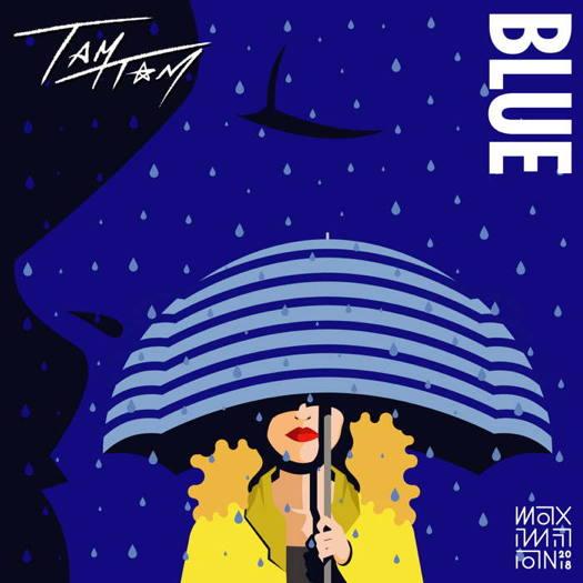 Blue - Single Album Cover