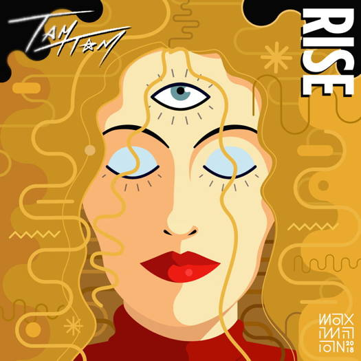 RISE album artwork