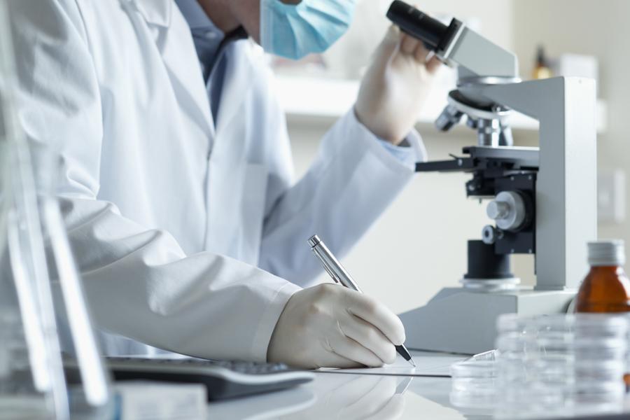 микроскопия мазка на половые инфекции