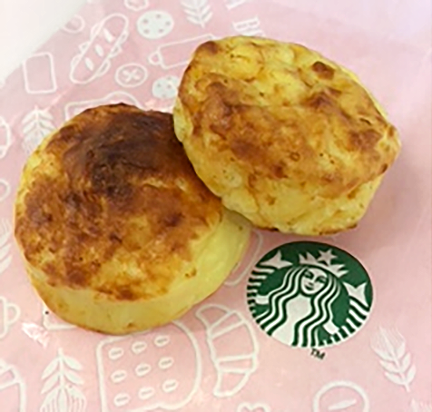 Starbucks Egg Bites