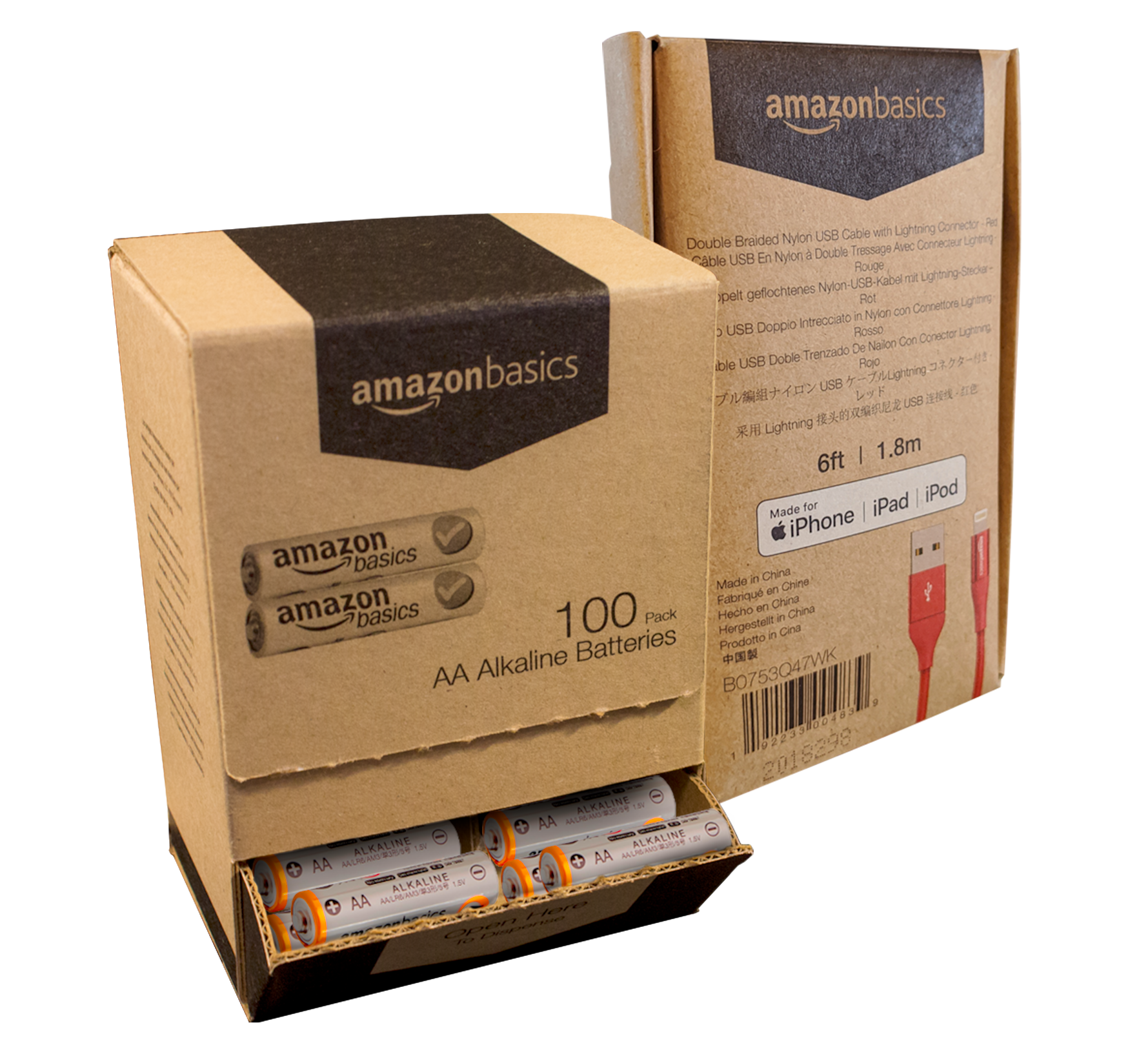 Amazon Batteries & Cables
