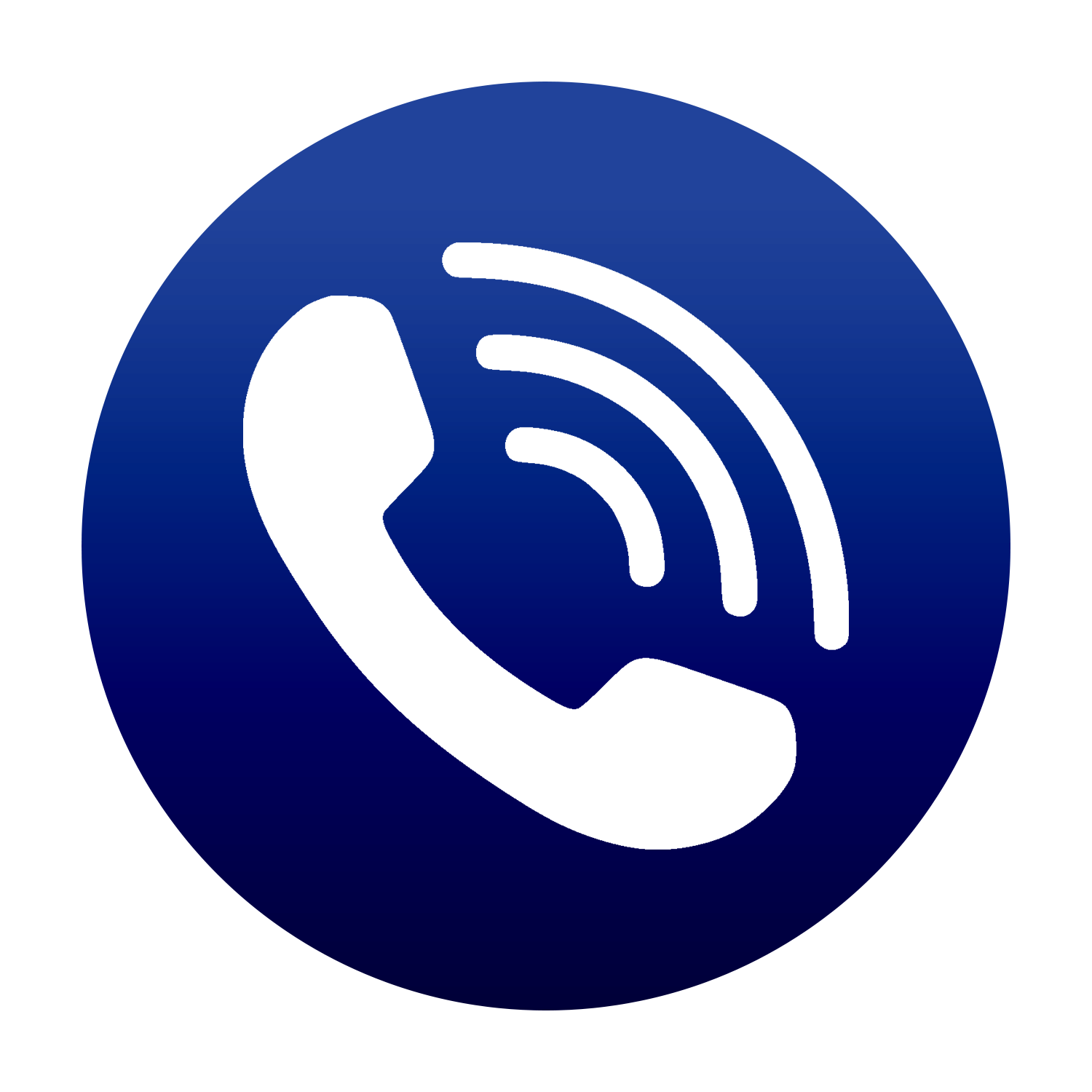 Call Icon for mobile users