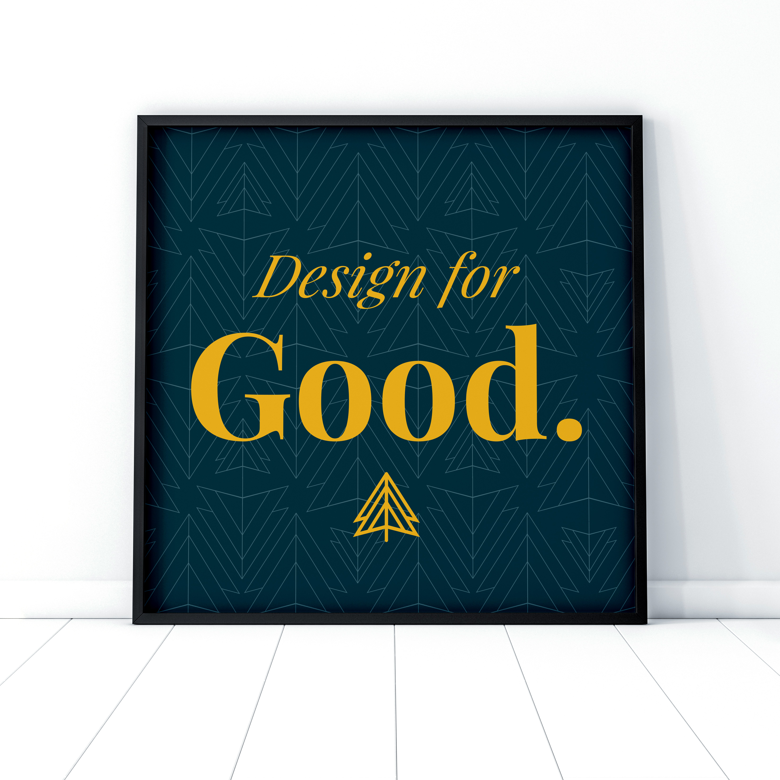 Positive Impact Through Graphic Design