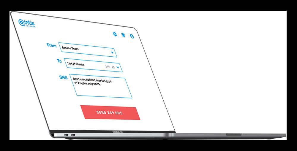 IntisTele - SMS Provider  Best Mass Bulk Text Messaging Service