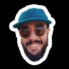 Elias' face
