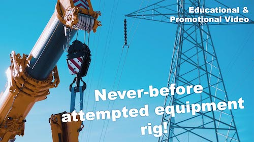 Educational and Promotional Video - Schnabel Engineering Equipment Rig