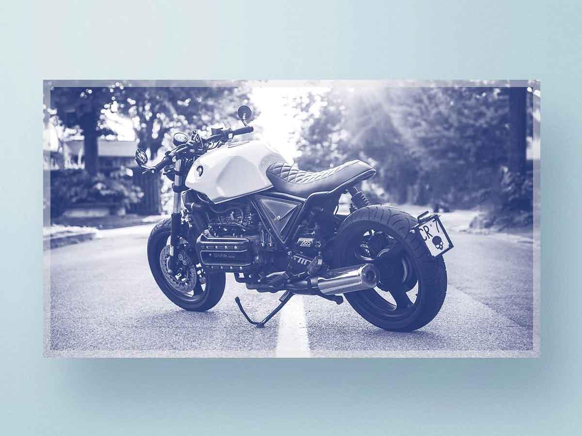 Neue Arbeitswelten BMW Motorrad