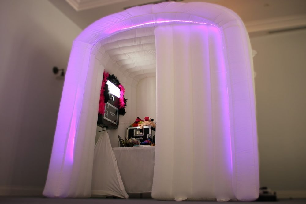 The Prestige Booth is the evolution of our popular Cube Photo Booth - Stylish Led Lights, tons of room for large groups, loads of props and professional booth attendants. Our Kent photo booth is one not to miss, some even say its a necessary addition to capture all of those vital memories!