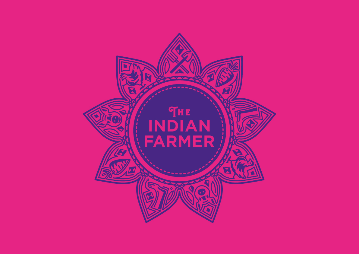 Creating a brand for London-based Indian street food company