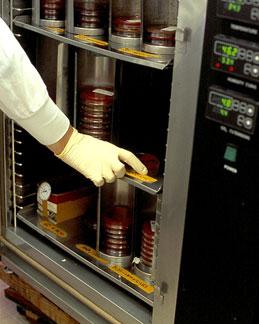 inkubacja próbki