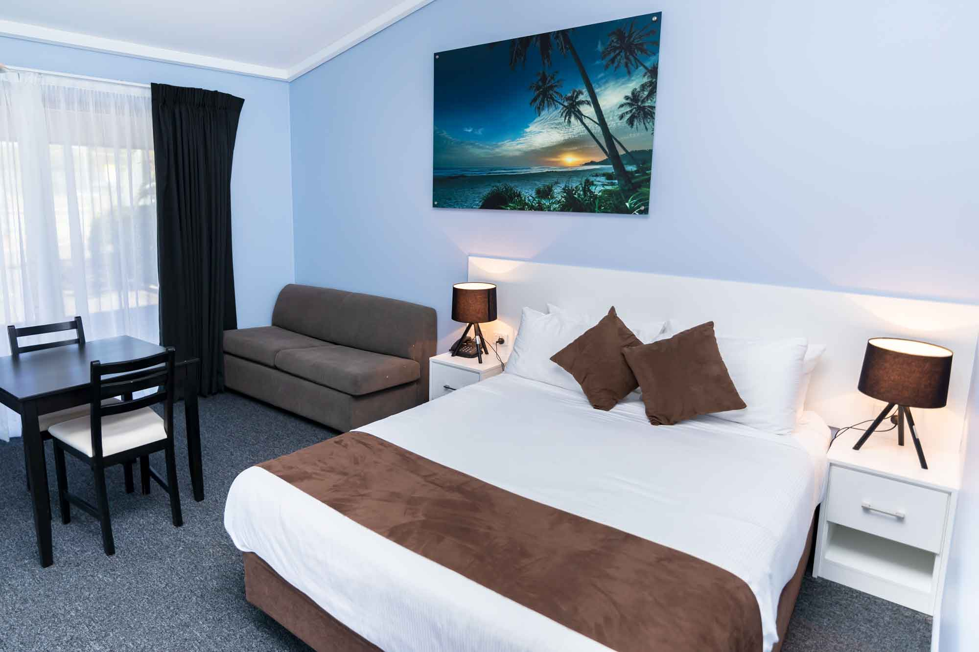 Bay Hotel Motel Executive Room