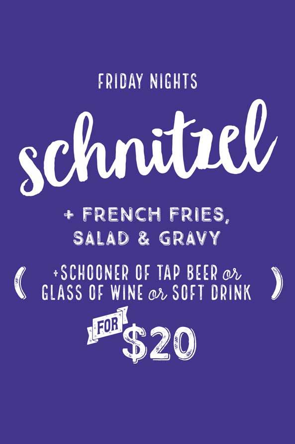 Friday Night Specials