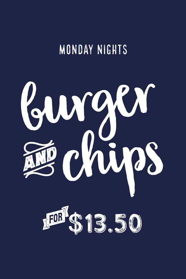 Monday Night Specials