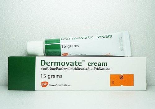 Thuốc Dermovate cream chính hãng của Thái Lan