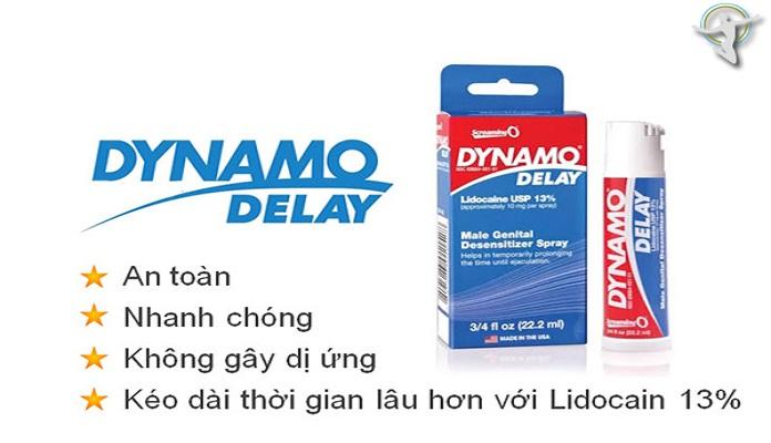 Thuốc Dynamo Delay