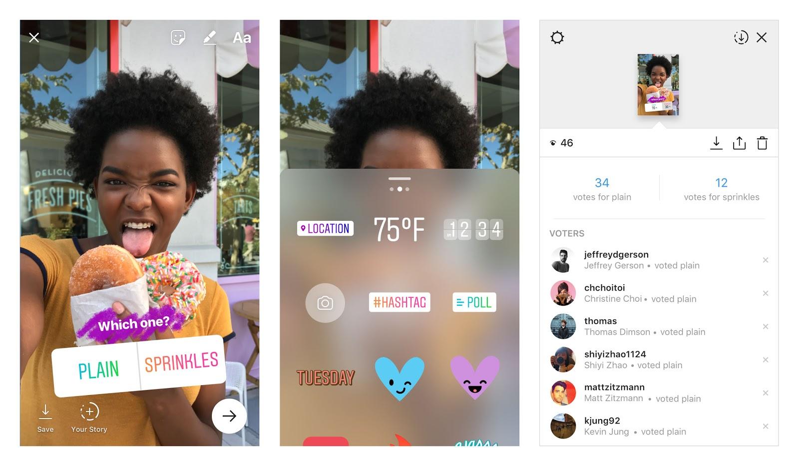Instagram-Stories-Features