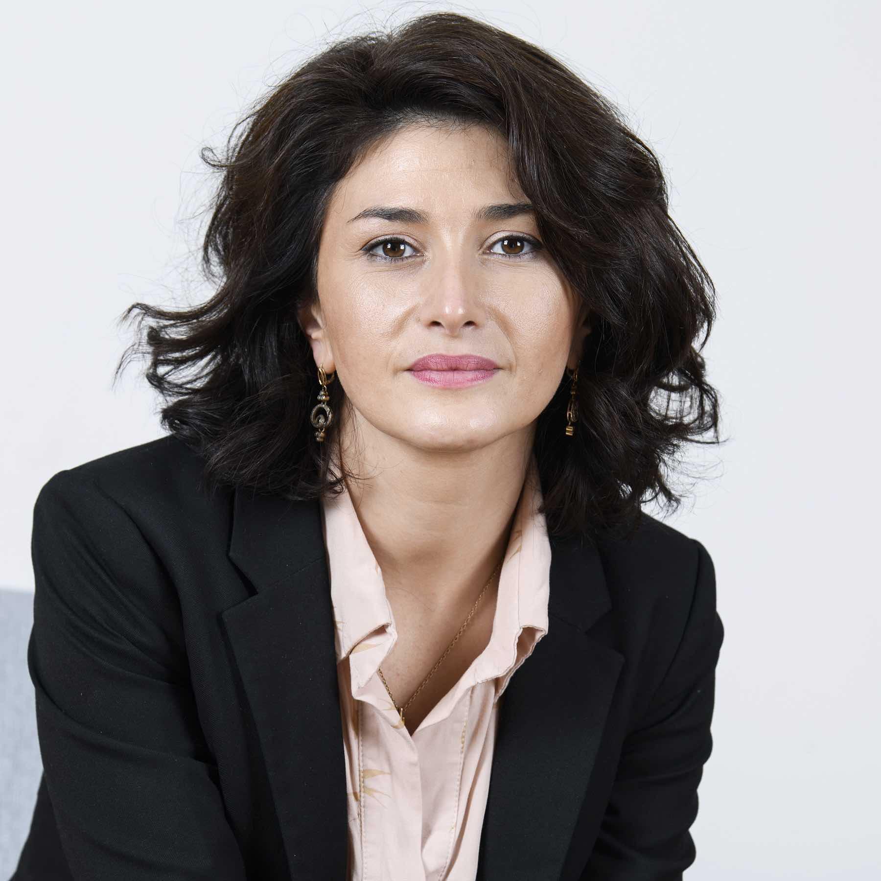 ID37 entrepreneurin Salome Argvliani