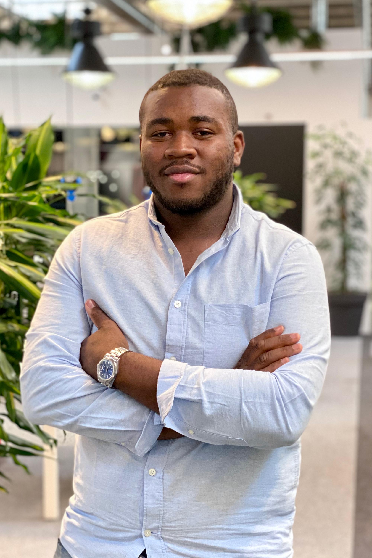 Christopher M'Baka