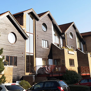 External property decorating services