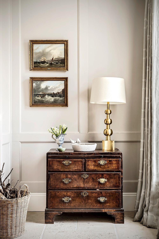 Chest  – interior design by Eadie & Crole