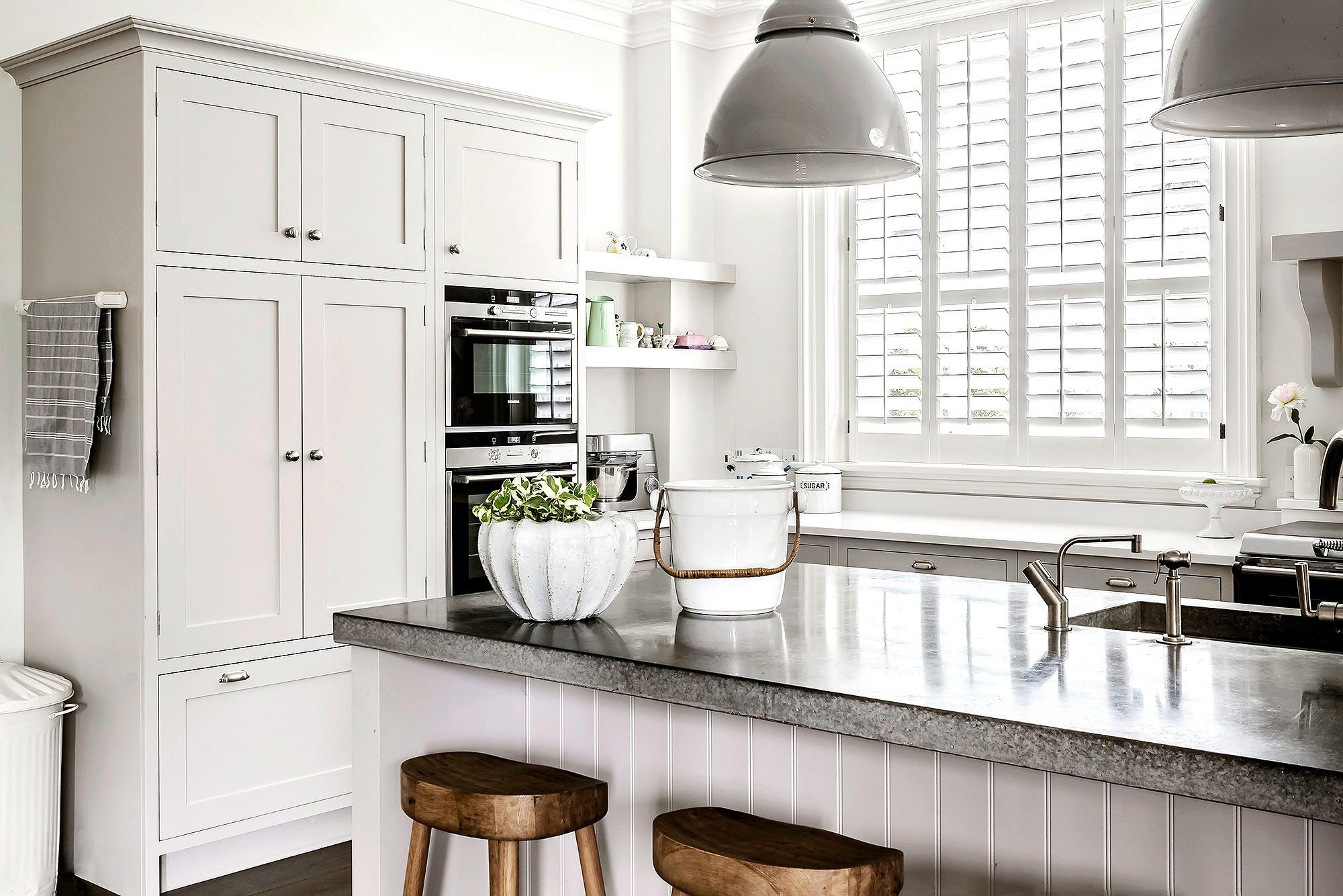 Kitchen detail – interior design by Eadie & Crole