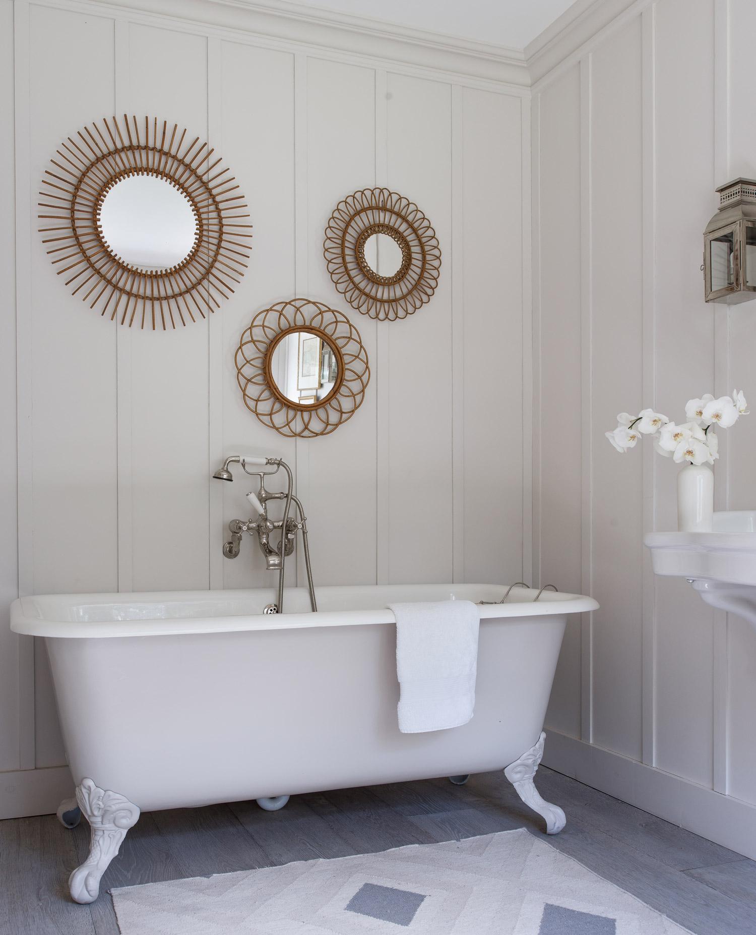 Bath – interior design by Eadie & Crole