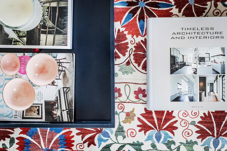 Design detail – interior design by Eadie & Crole