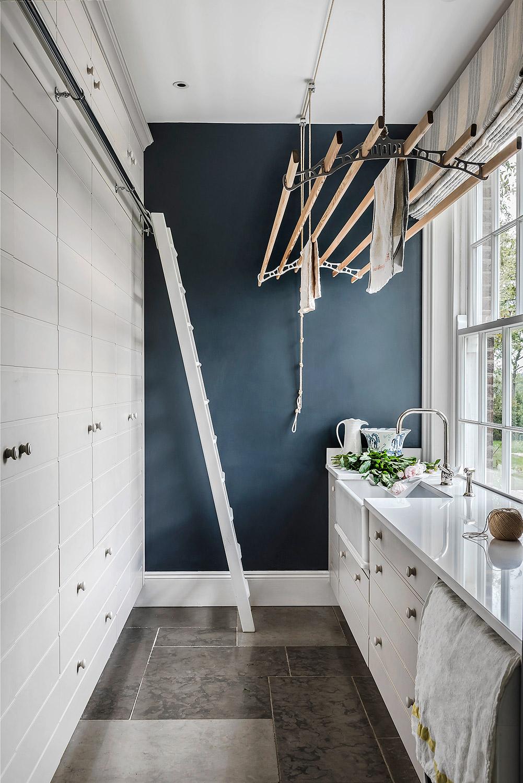Utility room – interior design by Eadie & Crole