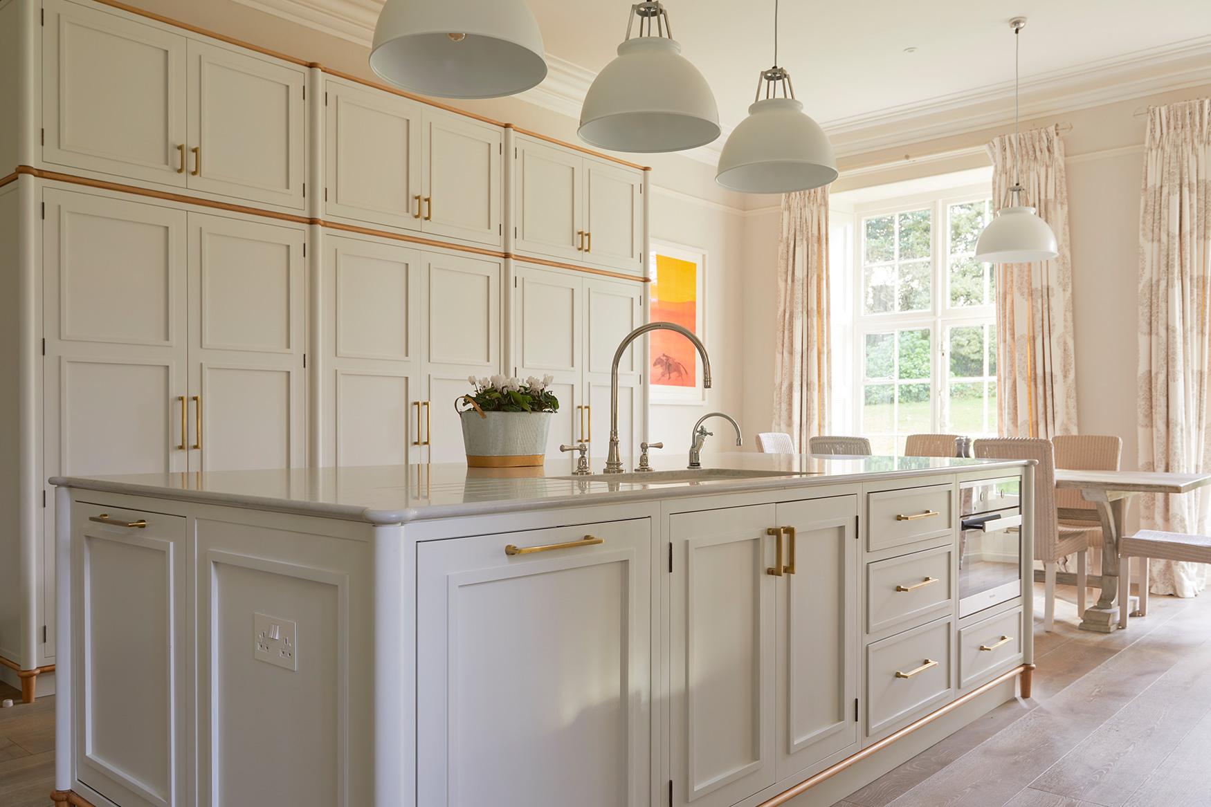 Kitchen – interior design by Eadie & Crole
