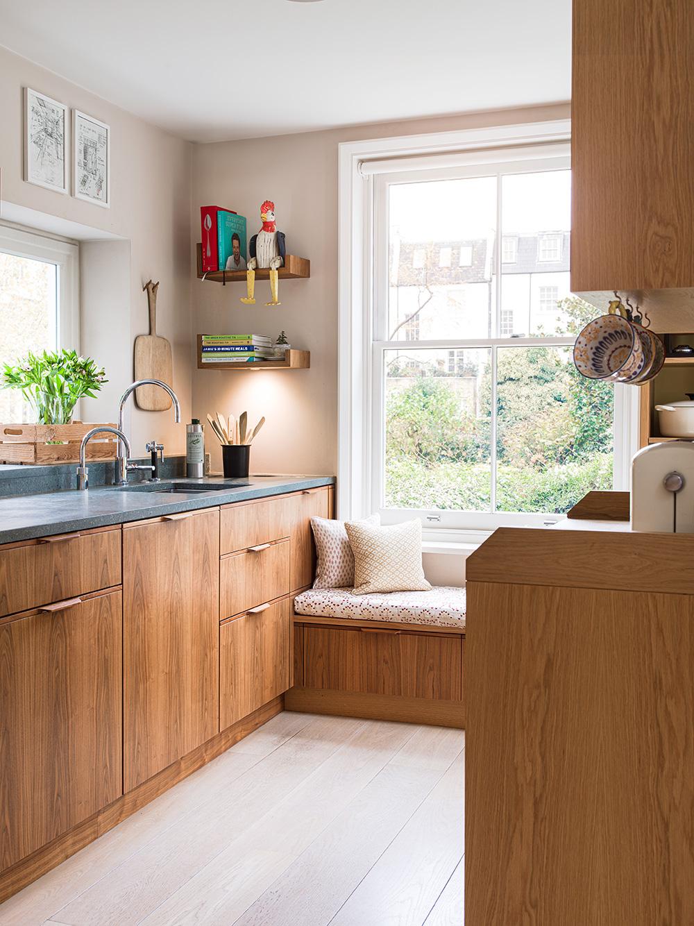 kitchen area – interior design by Eadie & Crole