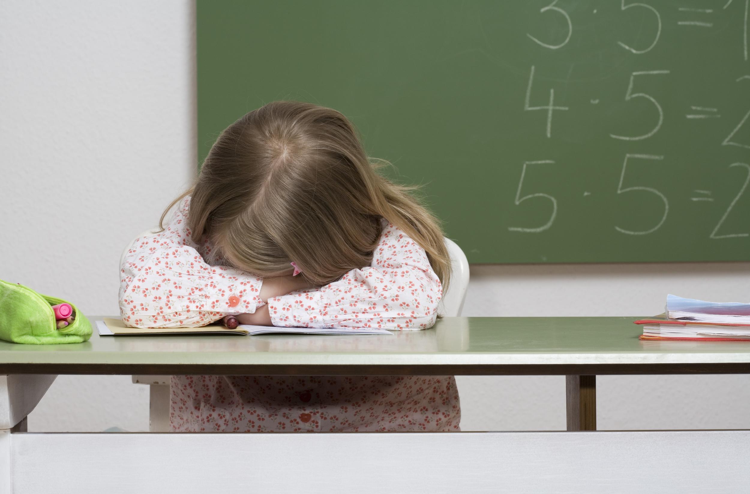 Pandemin har försämrat elevers psykiska hälsa