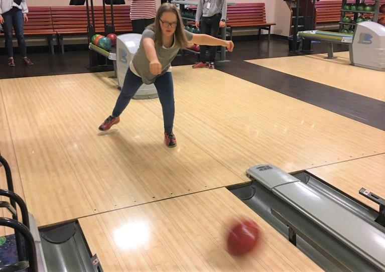 Bowling för hälsan