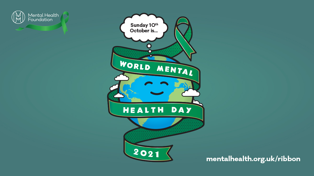 Uppmärksammade du världsdagen för psykisk hälsa?