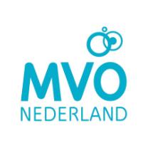 Logo MVO Nederland oud