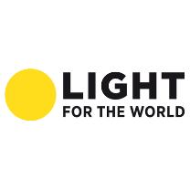 Logo Light for the World.