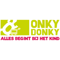 Logo Stichting Onky Donky.