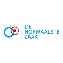Logo van De Normaalste Zaak.