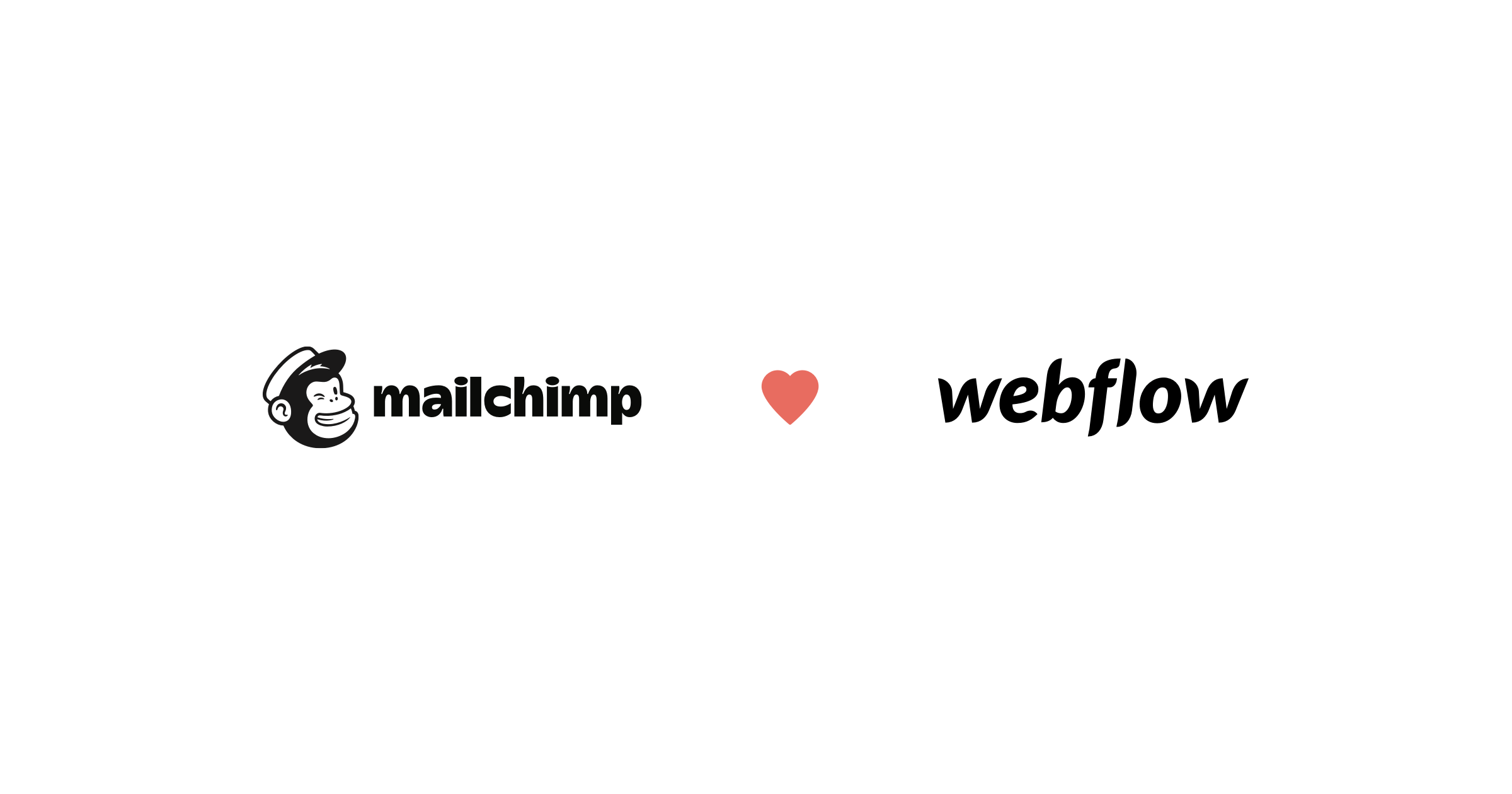 How to add a Mailchimp signup form in Webflow