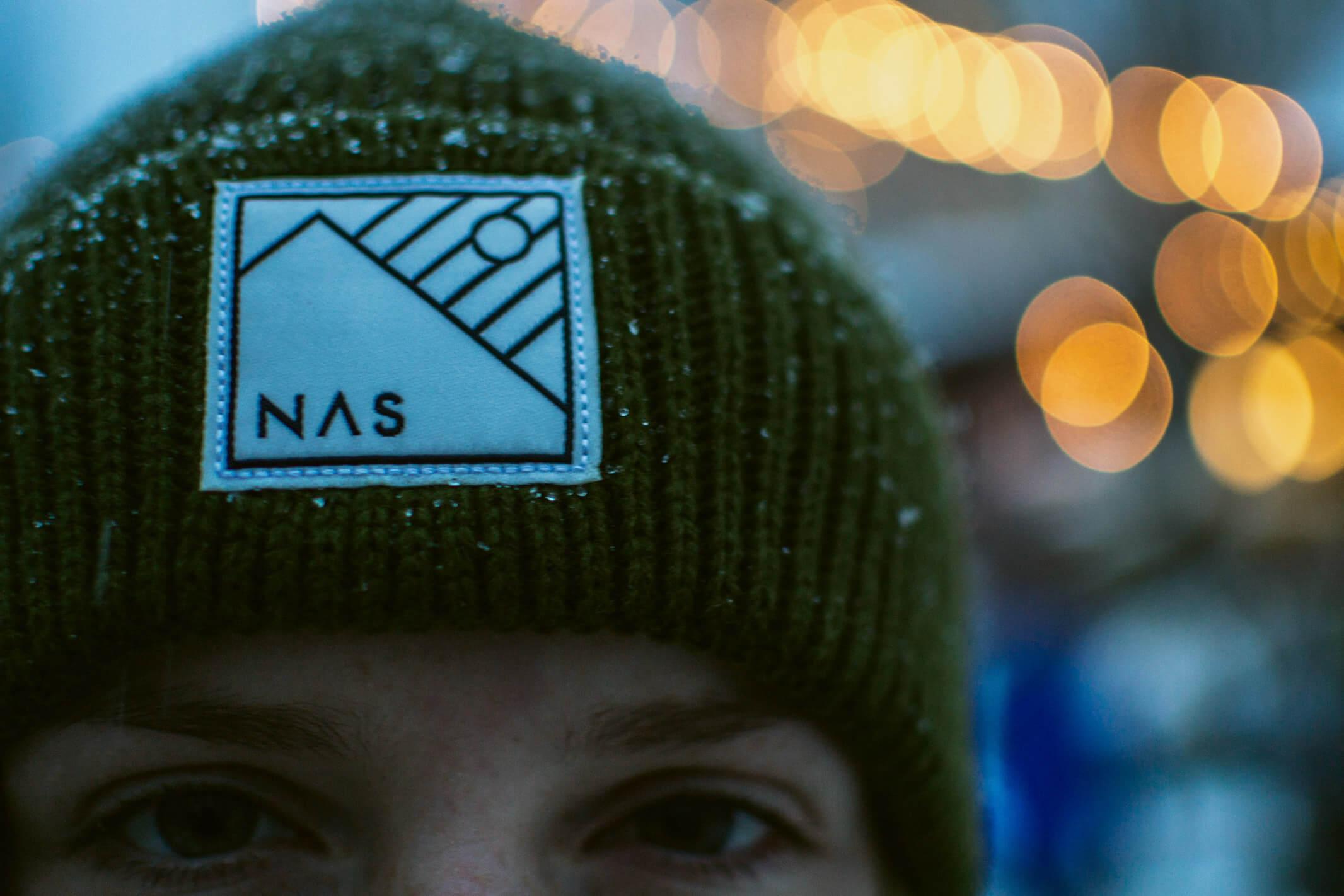 NAS Beanie Hat