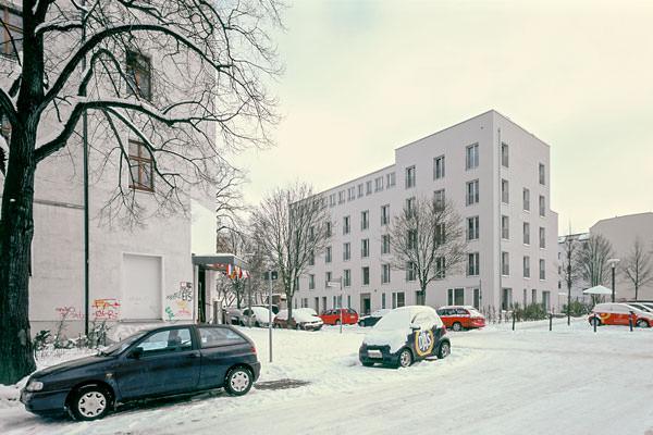Meyerbeerstraße